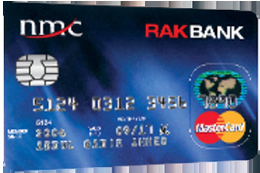 RAKBANK Nmc Credit Card