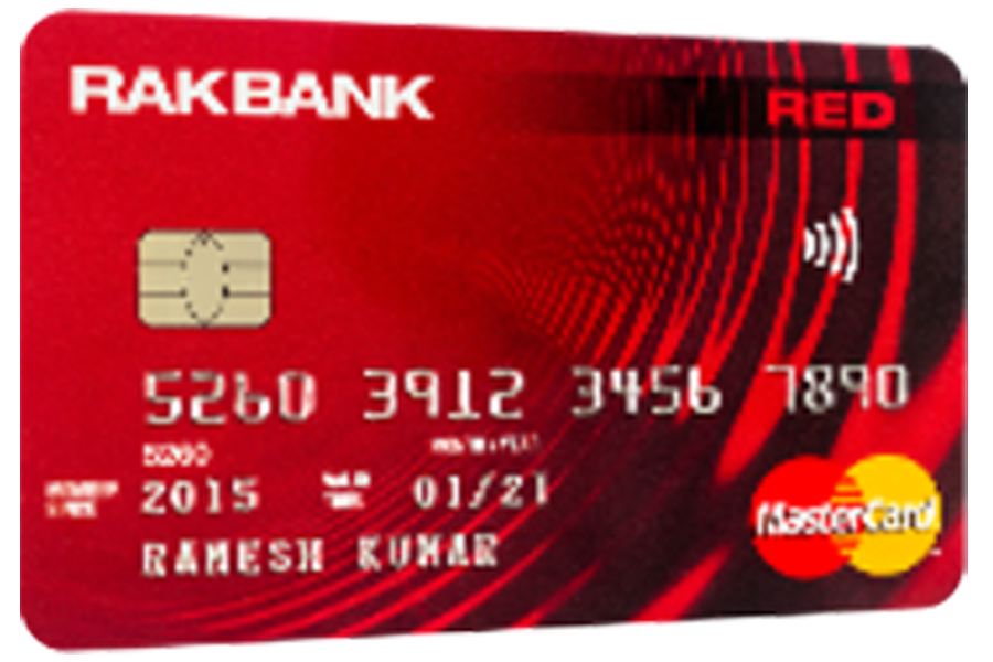 RAKBANK RED Credit Card