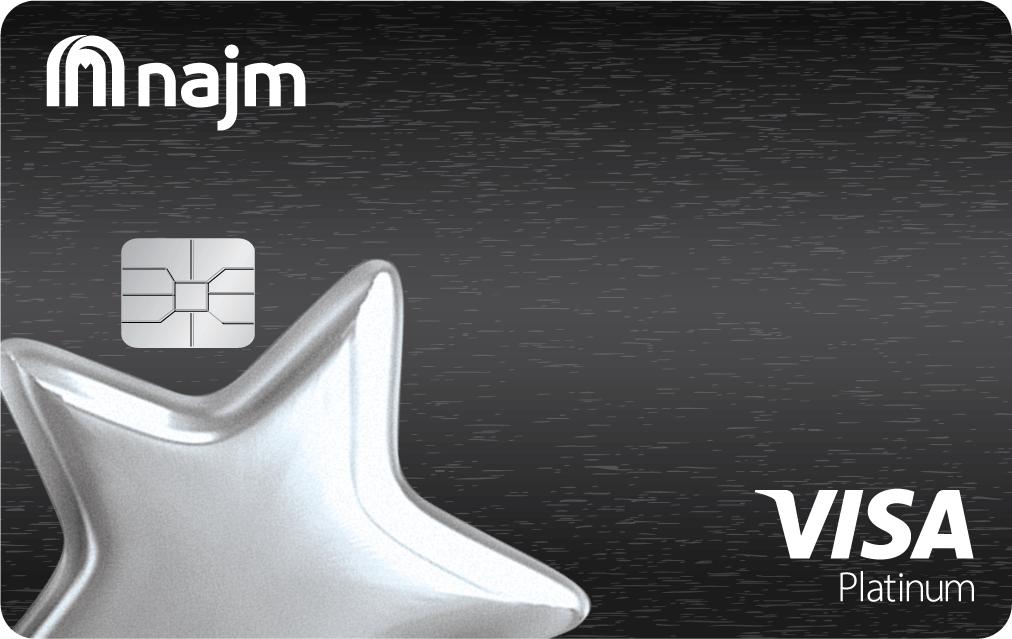 Najm Platinum Plus Cashback Card
