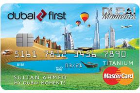 Dubai First Dubai Moments Titanium Card