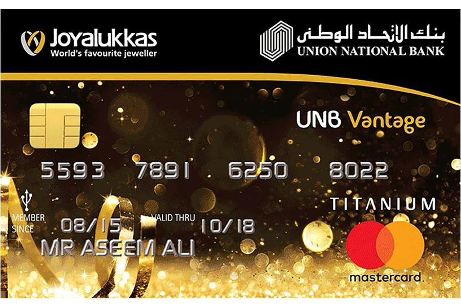Union National Bank Vantage Credit Card