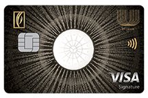 Emirates NBD U By Emaar Visa Signature