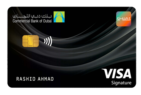 CBD Smiles Visa Signature
