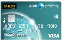 ADIB Etisalat Visa Classic Card