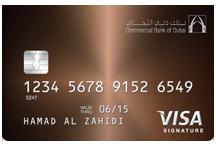 CBD Visa Signature Card