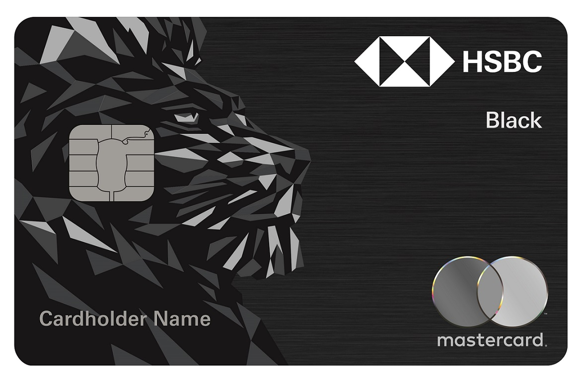 HSBC Black Credit Card