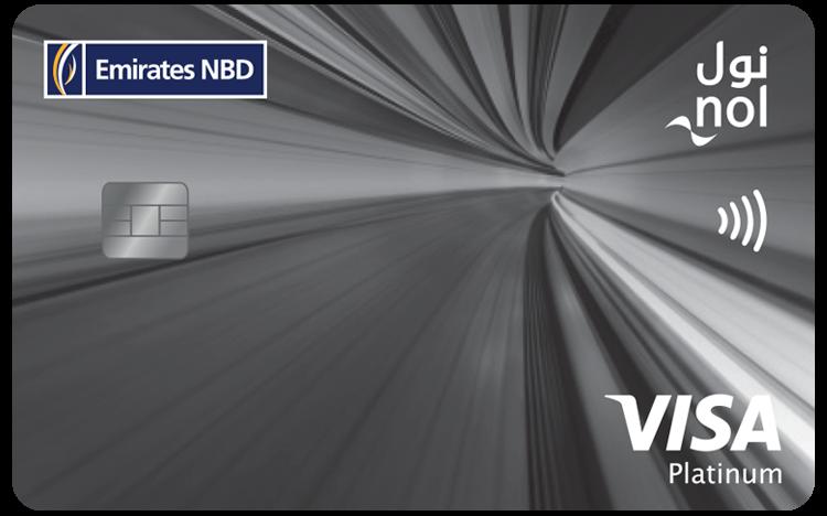 Emirates NBD Go4it Platinum Credit Card