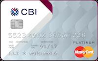 CBI Rewards Platinum Mastercard