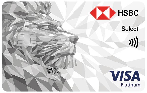 HSBC Platinum Select Credit Card