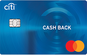 Citi Cashback Credit Card