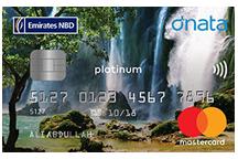 Emirates NBD Dnata Platinum Credit Card