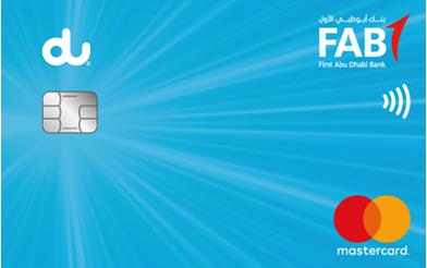 FAB Du Platinum Credit Card