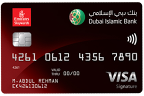 Dubai Islamic Emirates Skywards Signature Credit Card