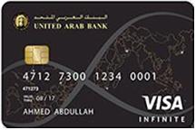 United Arab Bank Infinite Credit Card
