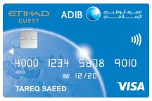 ADIB Etihad Classic Card