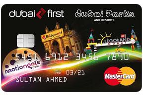 Dubai First Amazing World Card