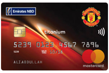 Emirates NBD Manchester United Credit Card