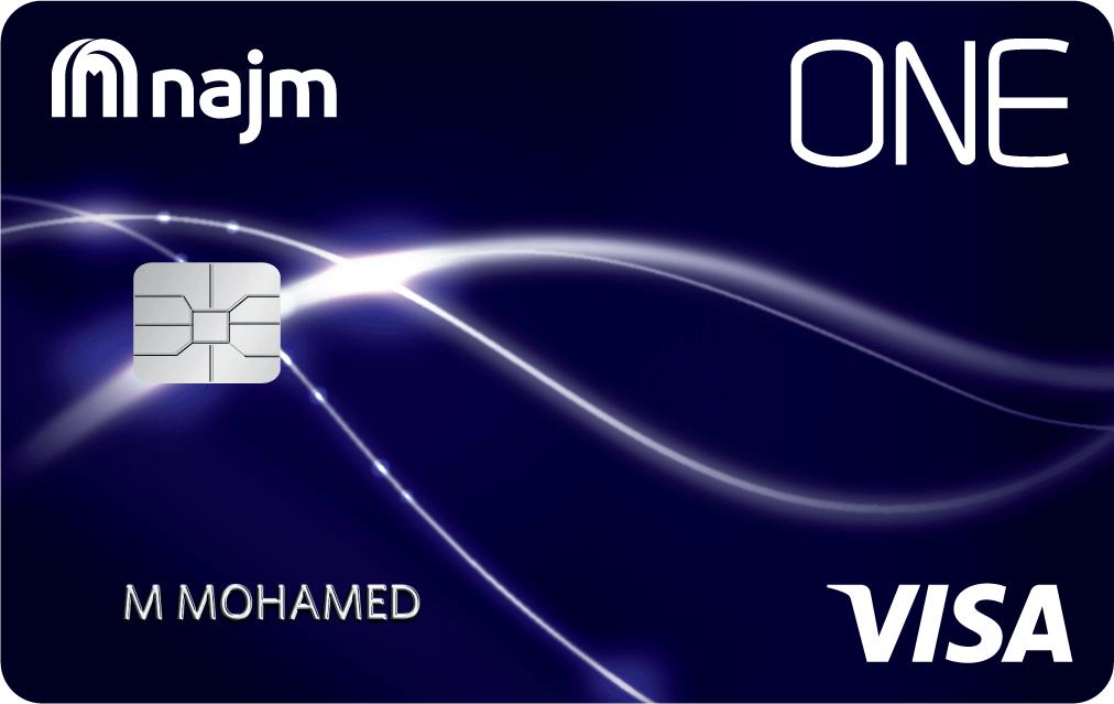 Najm ONE Credit Card