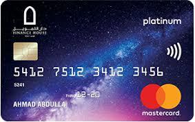 Finance House Platinum Credit Card