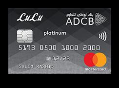ADCB Lulu Platinum Credit Card