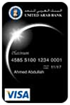 United Arab Bank Platinum Credit Card