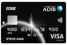 ADIB EDGE Card