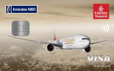 Emirates NBD Skywards Signature Credit Card