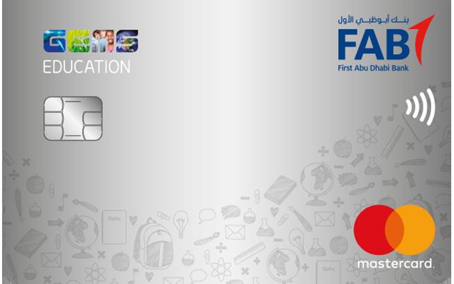 FAB GEMS Titanium Credit Card